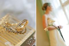 Diamant Hochzeitring
