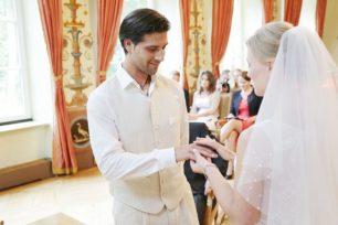 Ganz nah dran - und doch unsichtbar, so arbeiten Hochzeitsfotografen