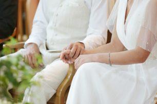 Hochzeitsfotos diskret und sensibel